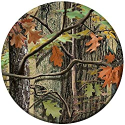 Creative Converting Hunting Camo Party Plates (16) Napkins (16)