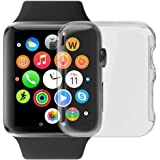 Tantra TPU Screen Protector All-around Protective 0.3mm Hd Clear Ultra-thin Cover for Apple Watch Case 2 (THIS IS NOT A SMART WATCH, ONLY SCREEN PROTECTOR) (42mm)