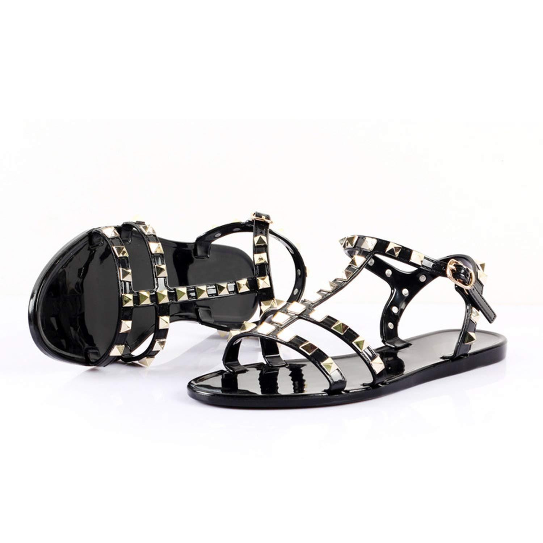 Toddler//Little Kids Genda 2Archer Girls Fashion Love Hearts Strappy Flat Sandals