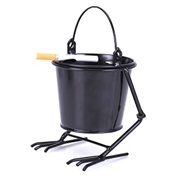 Outdoor Ashtray For Cigarettes Antique Ashtray Funny Ashtray For  Patio/Indoor/Bar Cool Home