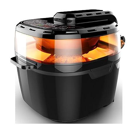 Freidora de aire sin aceite Aceite libre de grasa Alternativa más saludable para freír de grasa ...