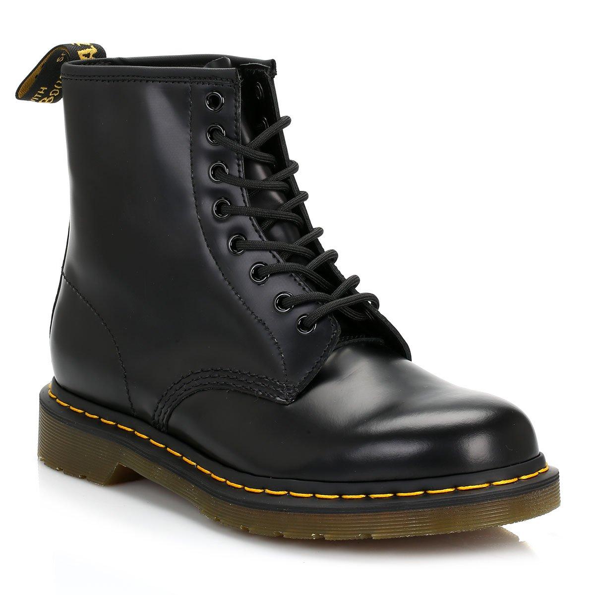 Dr. Martens Dr.Martens Smooth Stiefel 1460 Smooth glänzend 8 8 8 Löcher 47c3a1