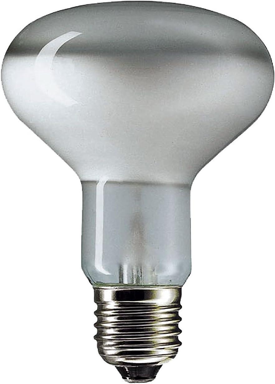 ES Coloured Yellow Edison Screw Crompton 60W R80 240 V E27 Incandescent SPOTREFLEKTOR