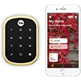 Yale Security YRD256-iM1-605 Assure LOCK SL Yale Assure LOCK SL Works with Apple HomeKit - with IM1 Network Module…