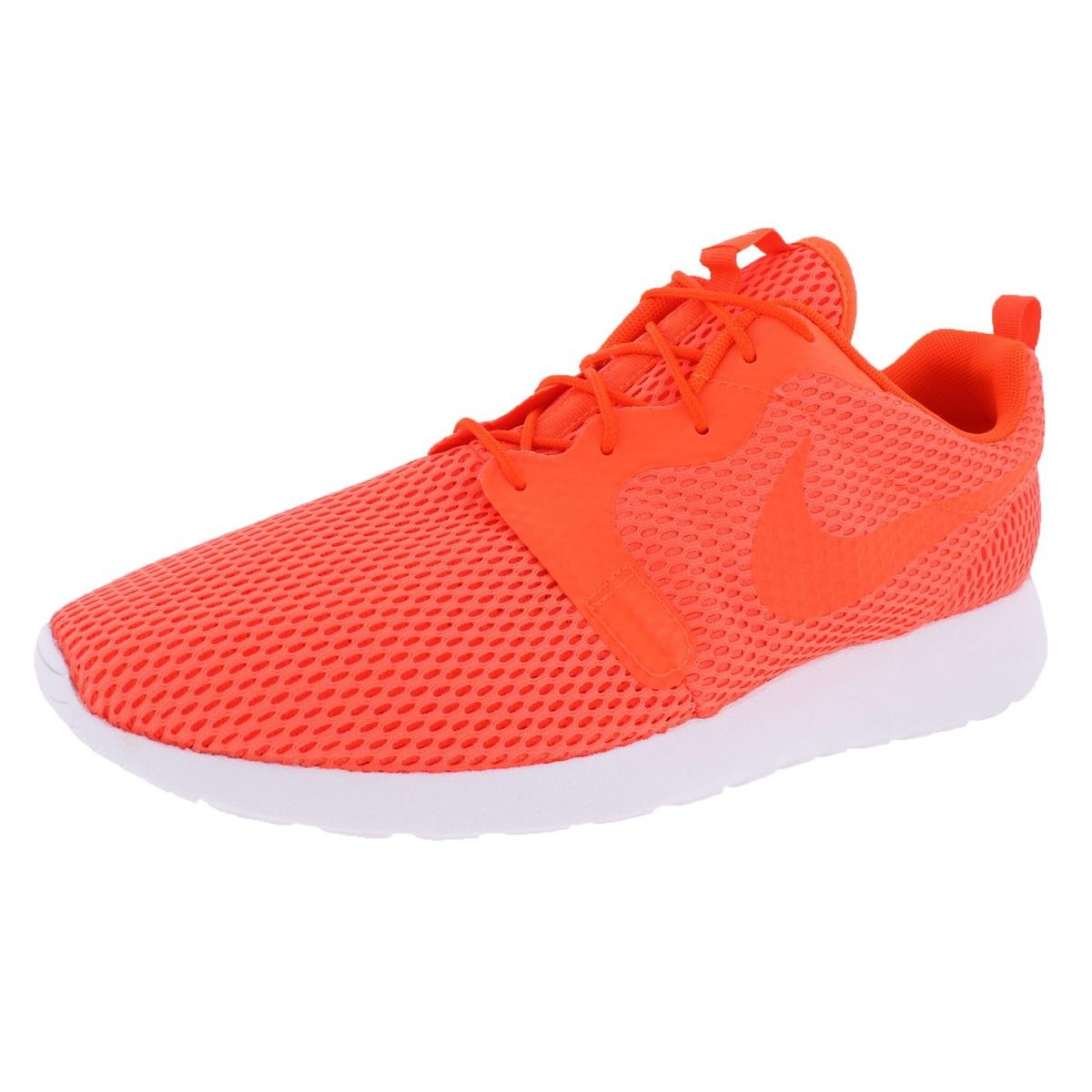 48fc1ad888fb Galleon - Nike Mens Roshe One Hyp Br Total Crimson Ttl Crmsn White Running  Shoe 13 Men US