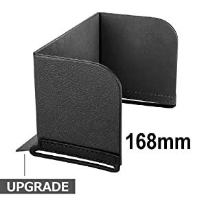Monitor Sun Hood Sunshade Compatible for Phones iPads Tablets on Remote Controller for DJI Spark/Mavic/Phantom/Inspire/OSMO (168mm)