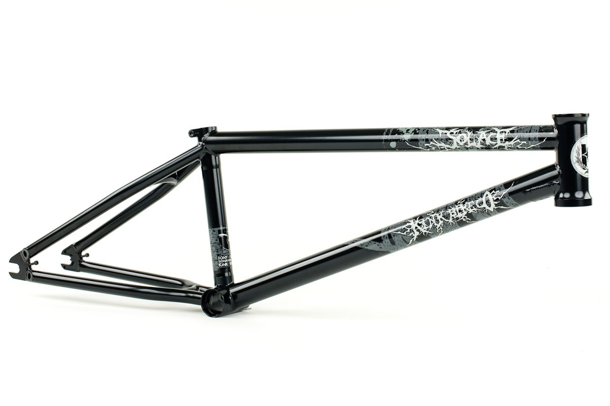 Kink Solace Frame, E.D Black, 20.5-Inch Spanish BB