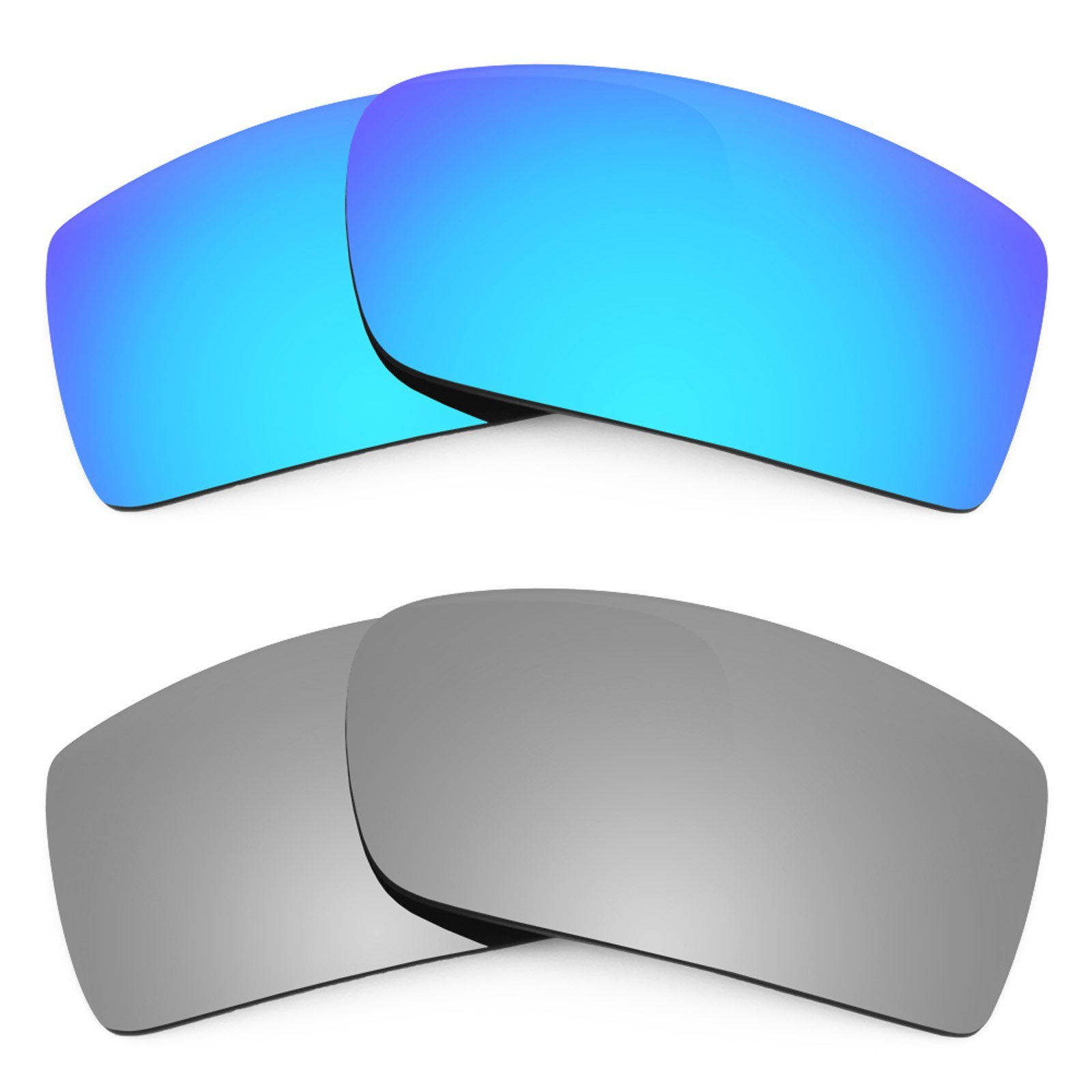 Revant Replacement Lenses for Oakley Gascan 2 Pair Combo Pack K004 by Revant