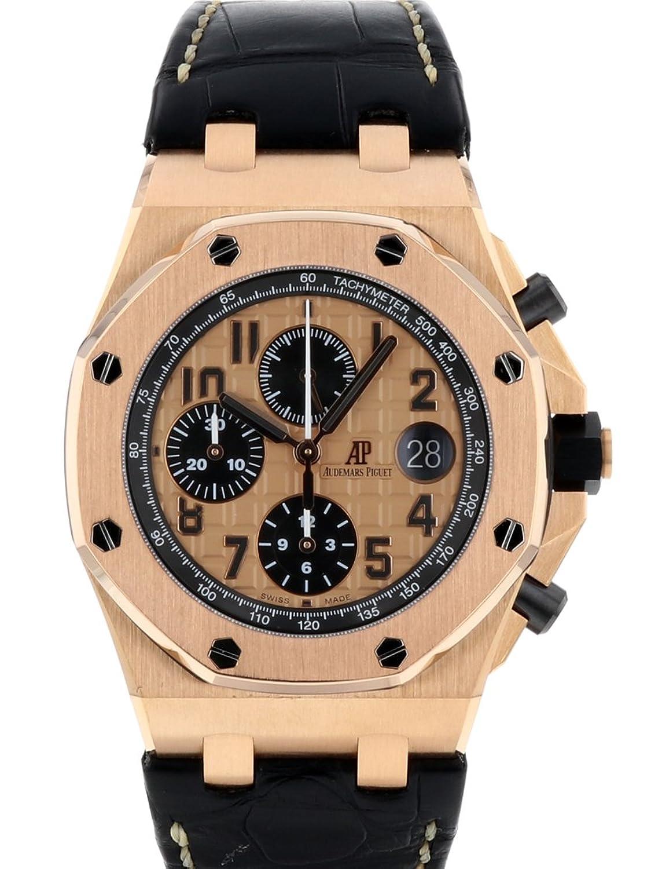 [オーデマ ピゲ] 腕時計 AUDEMARS PIGUET 26470OR.OO.A002CR.01 ロイヤルオーク オフショア クロノグラフ [中古品] [並行輸入品] B07D3N7PB9