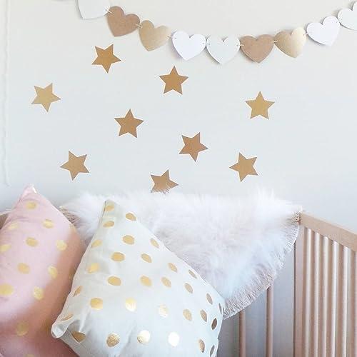 Star Wall Decals, Star Decals, Star Stickers, Star Wall Stickers, Star Vinyl Part 88