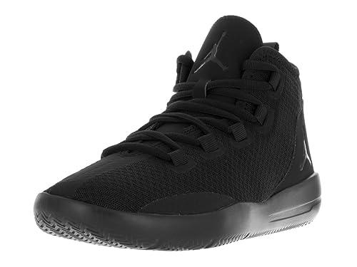6ac622ec6e Nike Jordan Reveal bg, Scarpe da Basket Uomo, Black Nero-infrarossi 23,