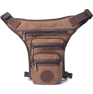 Amazon.com: Larswon - Bolsa para muslo, bolsa para pierna ...