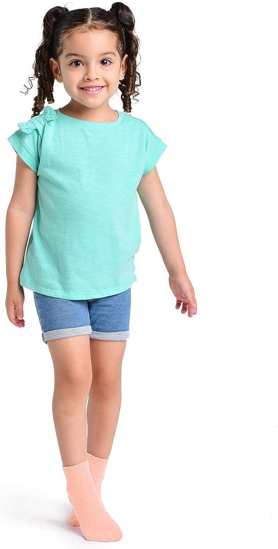 LA Active Calcetines Deportivos Antideslizantes Beb/é Ni/ño Peque/ño Infante Reci/én Nacido Chicos Chicas Anti Deslizante//Patinazos 6 Pares