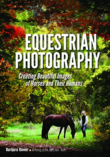 In this book, Barbara Bower (Lorain, OH) teaches beginning and professional photographers how to embrace the art and technique of horse photography. Readers will learn how to prepare a horse and their owner for a portrait session and will also dis...