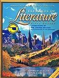 Elements of Literature, Grade 11, Holt, Rinehart and Winston Staff, 0030680174