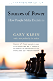 Sources of Power: How People Make Decisions (The MIT Press)