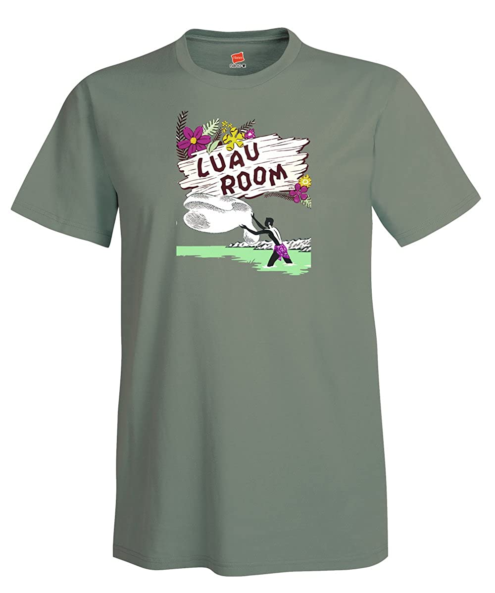 Art Boutiki Luau Room Menu Art T-Shirt