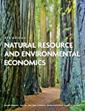 Natural Resource and Environmental Economics, Perman, Roger and Common, Michael, 0321417534