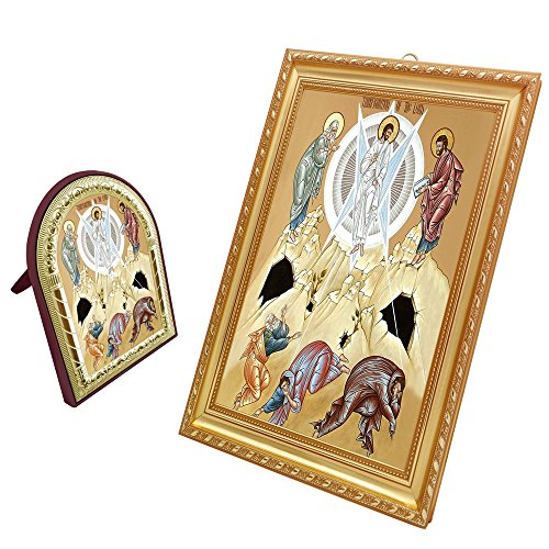 Fengmicon Painting Art Holy Transfiguration Regilious Icon Set
