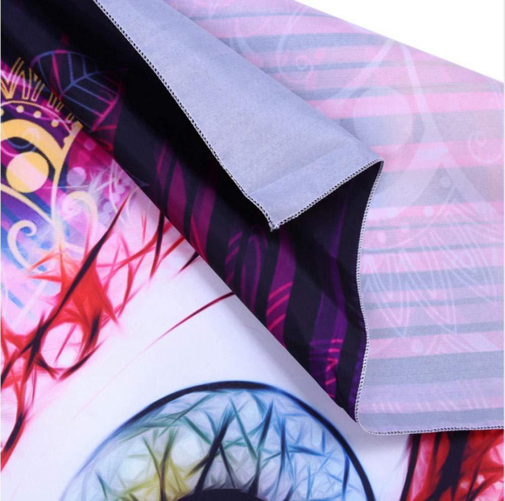 wrhua Antico Egitto Piramide Modello Motivo Arazzo Camera familiare Art Deco Rivestimento murale Coperta da Parete Mandala India Arazzo Hippie Appeso a parete200 /× 150 cm