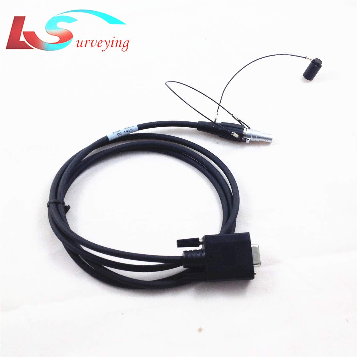 New Trimble 5700 5800 R7 R8 GPS 7 pin Data Cable Frequency Modulation Cable 32960
