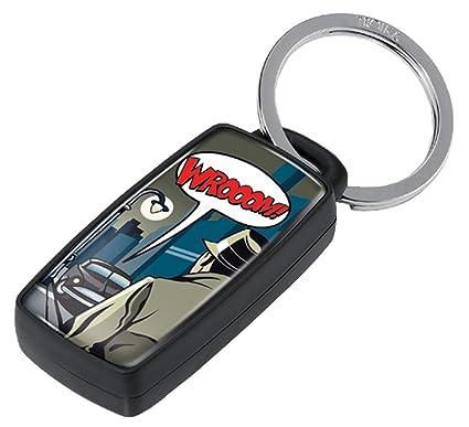 Troika DETECTIVE, llavero y localizador de llaves con diseño ...