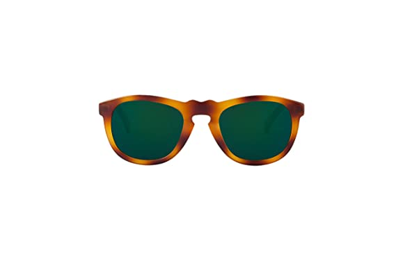 MR.BOHO Tortoise Williamsburg with Dark Green Lenses, Gafas ...