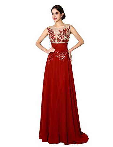 Sarahbridal Womens Long Prom D...