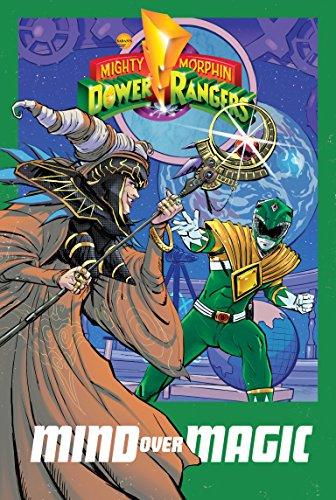 Best! Mind over Magic (Power Rangers)<br />Z.I.P