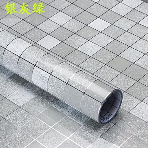5# Dexinghaoye 1m Decal Floor Kitchen Bathroom Self-adhesive Decal Waterproof Tile Wall Sticker