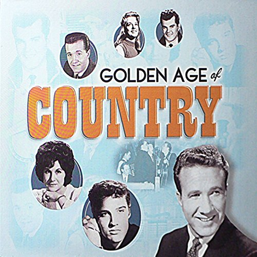 Golden Age of Country (10CD Box Set) by Time Life