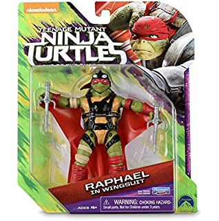 TORTUGA NINJA LUXE MOVIE 2. LEONARDO: Amazon.es: Juguetes y ...