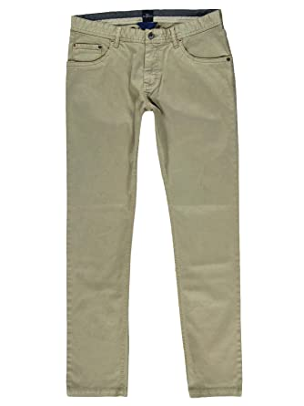 Treffen billigsten Verkauf heiß-verkaufende Mode engbers Herren Hose Straight, 27054, Beige: engbers: Amazon ...
