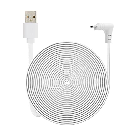 Amazon com : EEEKit 20ft/6M Charging Power Cable fits for