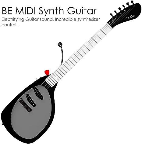 MIDI guitarra por Rob OReilly Guitars – Guitarra eléctrica con ...