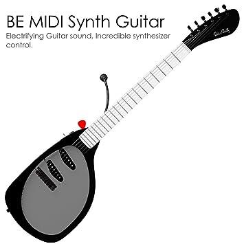 Midi Guitarra by Rob OReilly Guitars – Guitarra eléctrica con Roland GK-3 Midi –