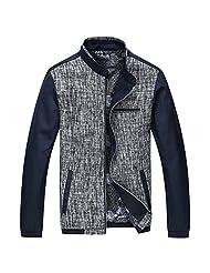 URBANFIND Men's Slim Fit Casual Jacket