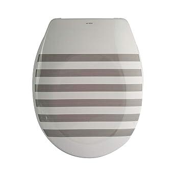 Beliebt MSV Design WC Sitz, Absenkautomatik, Fast Fix/Schnellbefestigung HR95