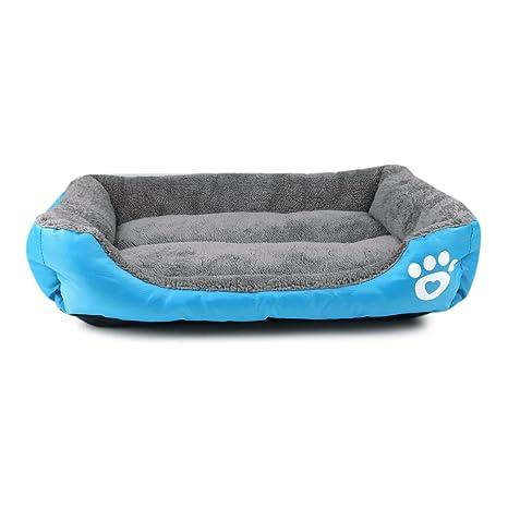 Cama de perro para mascotas, Saco de dormir rectangular super suave - Adecuado para perros