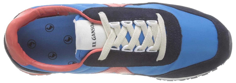 El Ganso Match Canvas, Zapatillas para Hombre, Blanco 36 EU ...