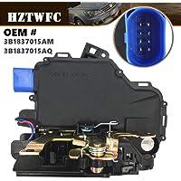 HZTWFC OEM 3B1837015AM 3B1837015AQ Cerradura Puerta Delantera Izquierda con Cierre Centralizado Para VW Transporter T5…