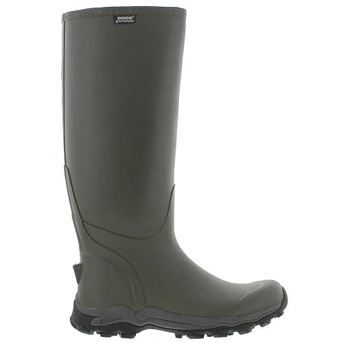bbf0093327 Bogs - Botas de Agua de Trabajo Hombre: Amazon.es: Zapatos y complementos
