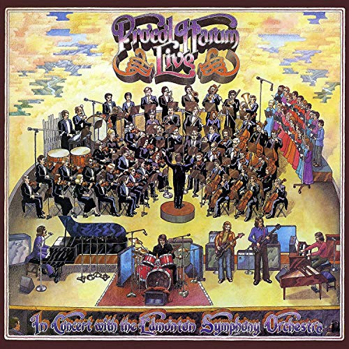 Live: In Concert With The Edmonton Symphony Orchestra (Procol Harum Best Of)