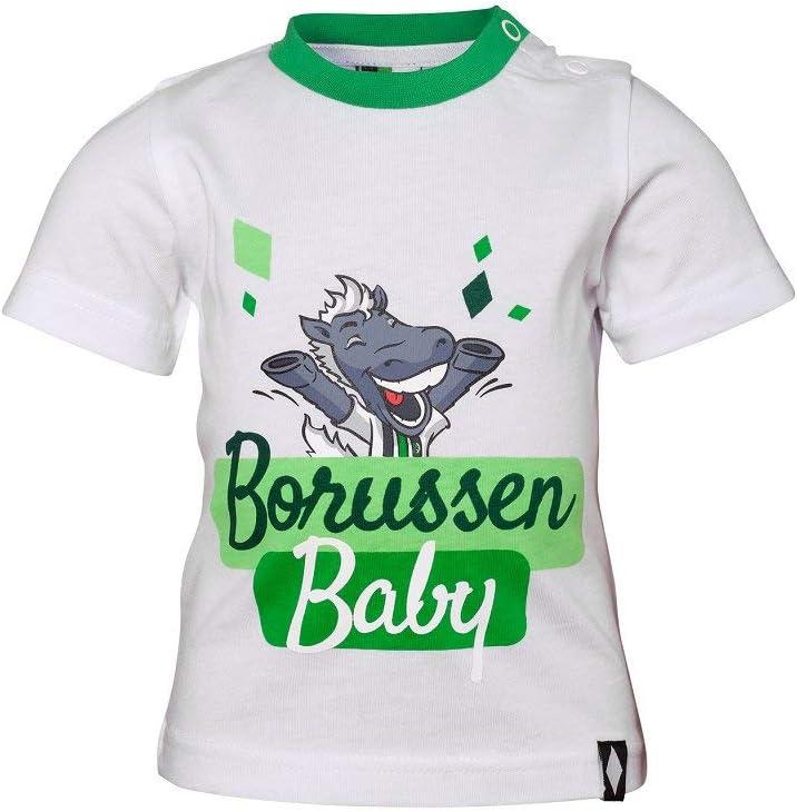 Borussia M/önchengladbach Mini-Shirt Baby Shirt BORUSSEN Baby T-Shirt