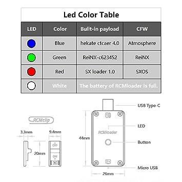 Rundaotong-US RCM Loader NS Switch Dongle NS SX OS RCM NS