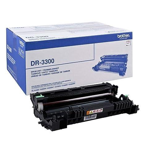 Brother DR3300 - Tambor para Impresora (duración Estimada: 30.000 ...
