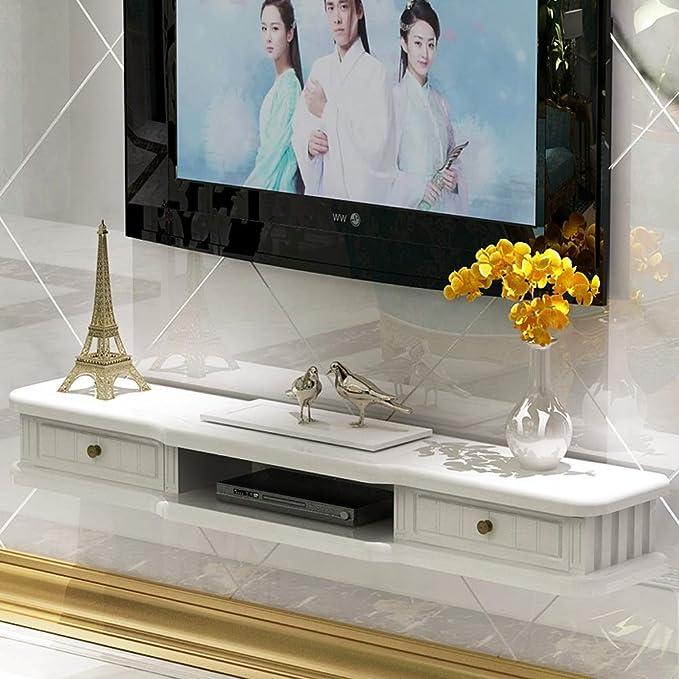 LRZS American Country - Mueble de Pared para TV, pequeño ...