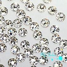 144 pcs Crystal (001) clear Swarovski NEW 2088 Xirius 20ss Flat backs Rhinestones 5mm ss20