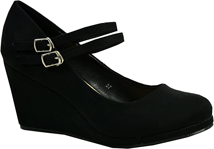 Fashionable Ladies Wedge Shoes, Wedge