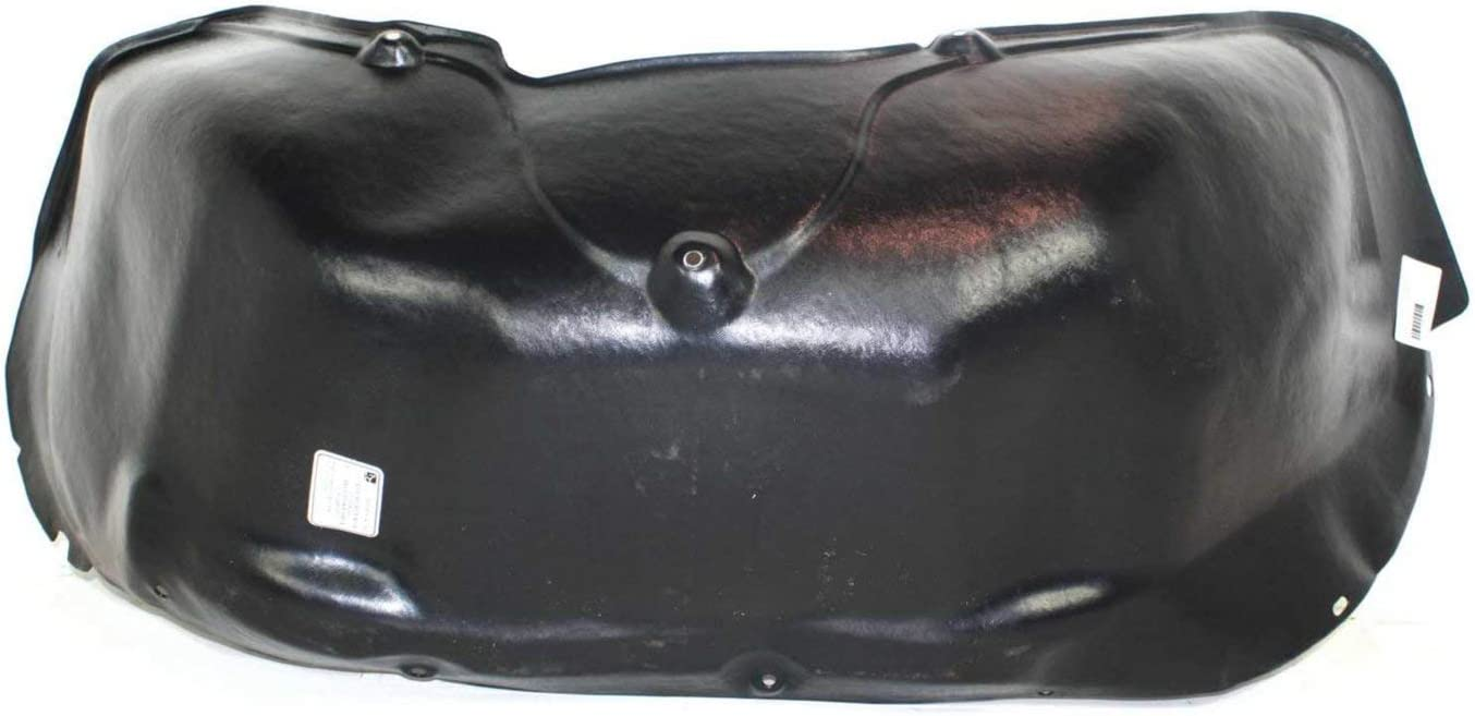 New Replacement for OE Splash Shield fits 2002-2008 Dodge Ram 1500 Front Left /& Right Side Set of 2